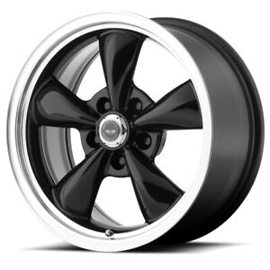 4 ar105 Torq Thrust M 17x7 5 5x100 45mm Gloss Black Wheels Rims 17 Inch