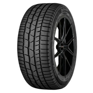 245 45r17 Continental Contiwintercontact Ts830p 99h Xl Winter Tire