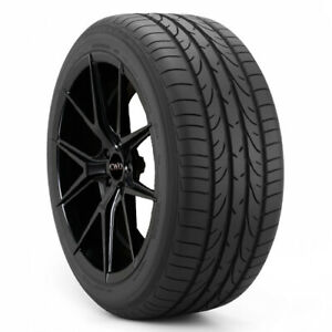 2 205 45rf17 Bridgestone Potenza Re050 Run Flat 84w Tires