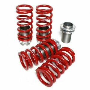 For 90 01 Acura Integra Dc2 Skunk2 Racing Adjustable Coilover Sleeves Springs