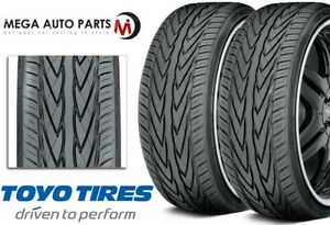 2 Toyo Proxes 4 255 35zr22 99w All Season Ultra High Performance Uhp Tires