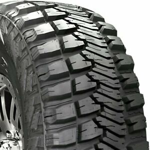 2 New Goodyear Wrangler Mt r With Kevlar Lt 305 70r17 Load D 8 Ply M t Mud Tires