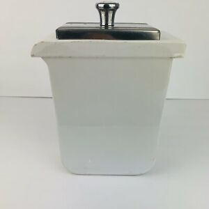 Hall Stanley Knight K 12 Vtg Soda Fountain Shop Wild Cherry Syrup Dispenser