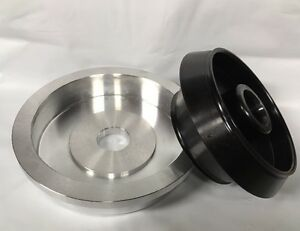 Jbc John Bean Wheel Balancer Truck Cone Kit 110612 New Oem 40mm Shaft