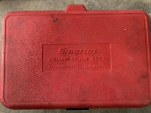 Snap On Svts262a Cooling System Tester