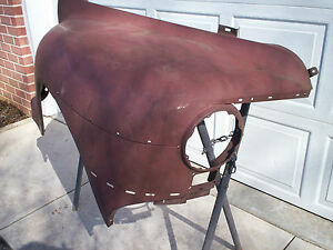 1942 Dodge Right Front Fender Nos Mopar Super Rare