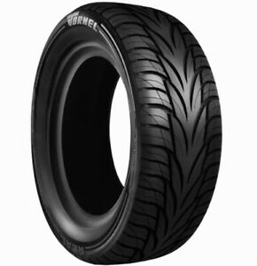 2 New Tornel Real 215 60r15 93h A s Performance Tires