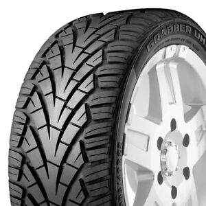 2 New General Grabber Uhp 255 65r16 109h A s Performance Tires