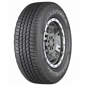 2 New Goodyear Wrangler Fortitude Ht 245 70r16 107t As All Season A s Tiress