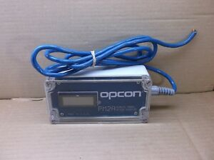 Pm2a Opcon Eaton Cutler Hammer Photo Sensor Switch Remote Panel Meter Display