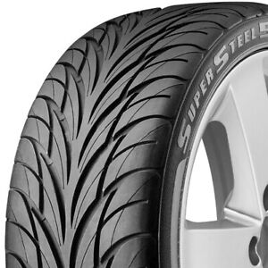 Federal Super Steel 595 215 35zr19 215 35r19 85w A S High Performance Tire