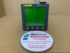 Square D Pm210 Power Logic Pm210 Power Meter Modbus Fast n Shipsameday Tested