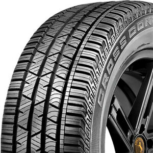 Continental Crosscontact Lx Sport 255 55r19 111w Xl A S High Performance Tire