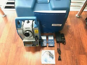 Spectra Precision Focus 2 5 second Total Station