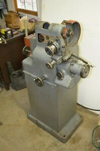 Nice Gorton 375 Universal Tool Cutter Grinder W Lots Of Tooling