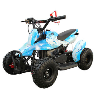 40cc Gas ATV Kids ATV 4 wheelers ATV Quad with Pull Start