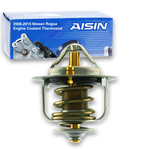 Aisin Coolant Thermostat For 2008 2015 Nissan Rogue 2 5l L4 Radiator Gy