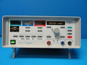 2004 Biosense Webster Stockert 70 Rf Generator Console Cardiac Ablation 11740