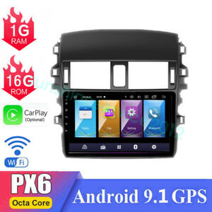 Android For Toyota Corolla 2009 2010 2011 2012 Car Radio Dvd Gps Stereo Player