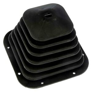For Kenworth T660 08 10 Automatic manual Heavy Duty Black Rubber Shift Boot