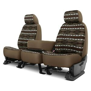 For Ram 4500 11 12 Southwest Sierra 1st Row Taupe Custom Seat Covers