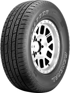 2 New General Grabber Hts 60 265 70r16 112t owl A s All Season Tires
