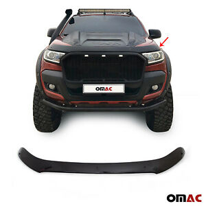Bug Shield Hood Deflector Guard Bonnet Protector For Ford Ranger 3 2015 2020
