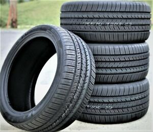 4 New Atlas Tire Force Uhp 255 40r20 101w Xl A s High Performance Tires