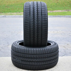 2 New Atlas Tire Force Uhp 255 35r18 94y Xl High Performance All Season Tires