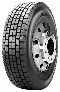 4 New Armstrong Adr1 245 70r19 5 Load H 16 Ply Drive Commercial Tires