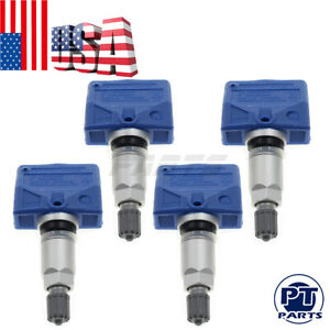 4 Pack Tpms Replacement Tire Pressure Sensor For Nissan 40700 1aa0b 40700 ja01b