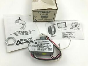 Amprobe R 115s Remcon Solid State Low Voltage Relay 115 V Ac 60hz Train Relay