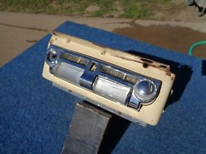 1946 1947 1948 1949 1950 Ford Zenith Radio With Truck Adaptor