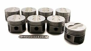 Speed Pro Ford 390 Fe Forged Flat Top Coated L2291 Pistons 030