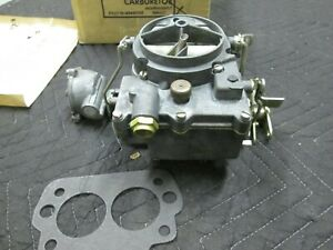 Gm 2 Jet Rochester 7007011834 7011834 Carburetor Reman 2g 2gc Two jet Nors