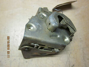 1966 Ford Galaxie Station Wagon Tail Gate Lock Assembly Nos