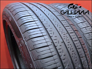 2 Two Excellent Tires Pirelli 225 45 18 Cinturato P7 M s 91v Runflat Bmw 51833