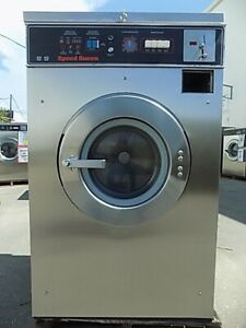 Speed Queen Washer 18 20lb Capacity Sc18md2bu20001