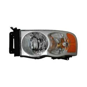For Dodge Ram 1500 02 04 Pacific Best P52380 Driver Side Replacement Headlight