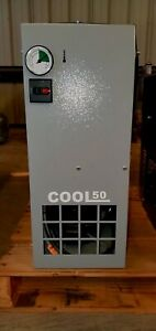 Quincy Compressor Cool50 1 2 Non cycling Refrigerated Air Dryer 50 Cfm
