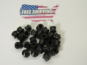 35 Pack Brake Bleeder Screw Caps Grease Fitting Cap Rubber Zerk Fitting Cover