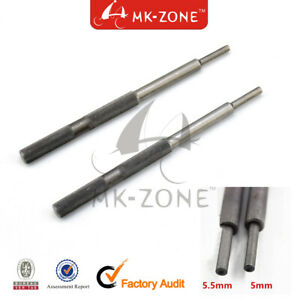 Motorcycle Engine Valve Guide Pilots Drift Punch 5mm 5 5mm Remover Repair Tools