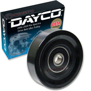 Dayco Drive Belt Idler Pulley For 2006 2009 Kia Spectra Tensioner Pully Op