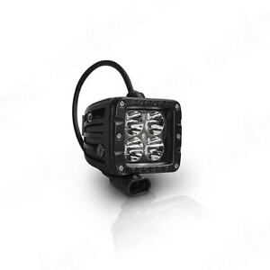 Aurora 2 Inch Led Working Light Bar cube Off Road Spot 40w 3200 Lumens