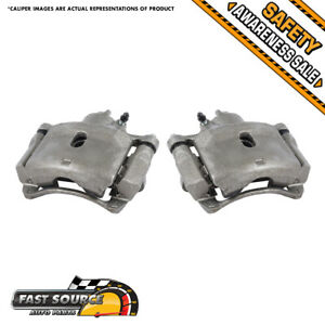 For 1997 1999 Acura Cl 1990 1997 Honda Accord Front Brake Calipers Pair