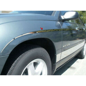12pc Luxury Fx Chrome 1 Side Accent Trim For 2004 2008 Chrysler Pacifica