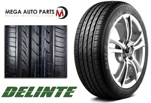 1 Delinte Dh2 205 65r16 99h All Season Traction Touring Performance 420aa Tires