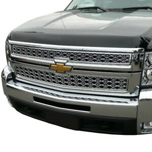 2500 Hd Chrome Grille Overlay For 2007 2010 Chevy Silverado