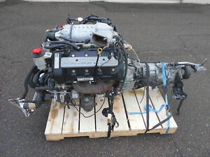 5 4l Supercharged Engine 6 Speed Trans 07 08 09 Ford Mustang Shelby Gt500 1866