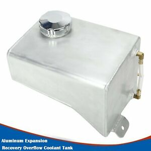 Aluminum Expansion Recovery Overflow Coolant Tank For 78 88 Monte Carlo Lemans